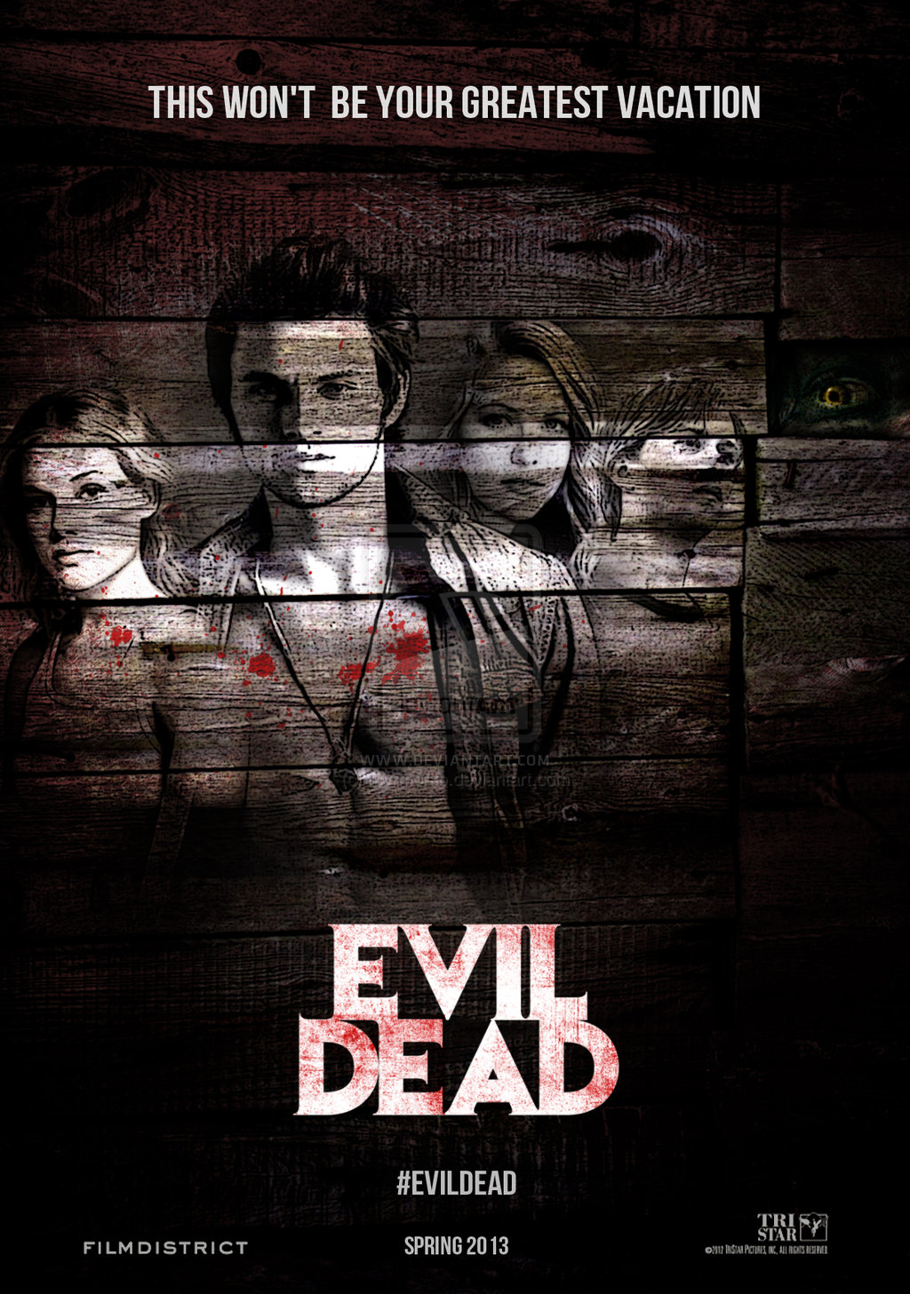 Movie Review: Evil Dead – Being a Huntress  Movie Review: E...