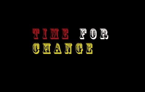 Time For Change Symbol